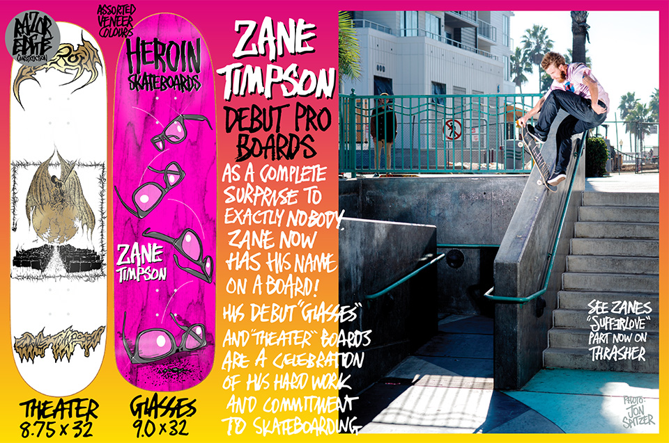 "Zane Timpson – ""Sufferlove"" Part"
